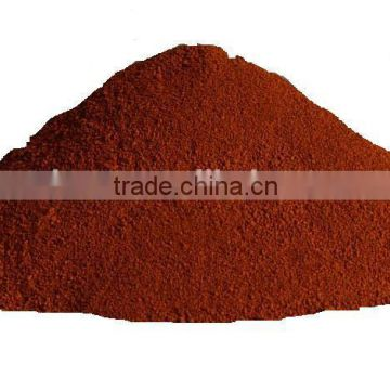 High quality Iron Oxide Fe2O3,CAS:120344-49-4; 1309-37-1; red/yellow/black/brown/orange/blue pigment
