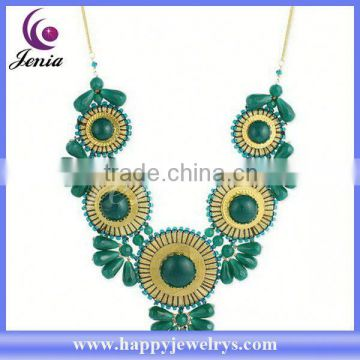 Latest design fashionable jewelry necklace wholesale cheap pearl necklace and earring set MDN0869