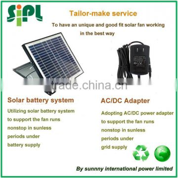 vent goods solar panel system ventilation exhaust fan solar roof vent, solar attic fan G