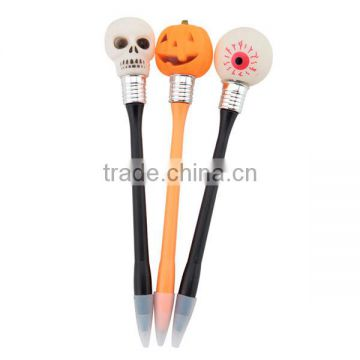 Halloween student pen/Halloween Supplies/ Halloween pumpkin ghost pen