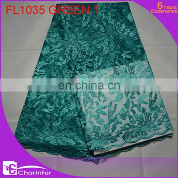 free shipping french tulle lace fabric swiss voile lace fabric african lace with rhinestone