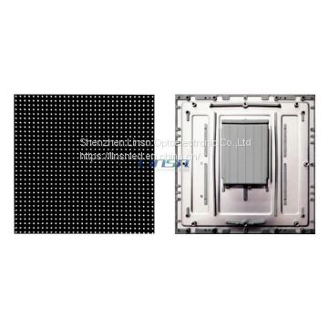 P6mm IP68 Waterproof Outdoor led display screen, Energy Saving Outdoor Waterproof led screen
