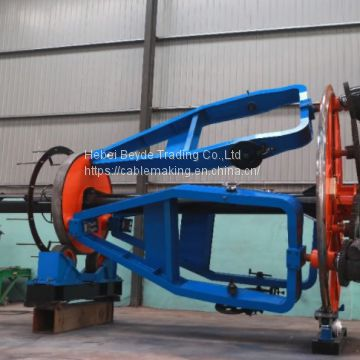 45KW Wire Cable Making Machine , Planetary Stranding Machine Low Noise