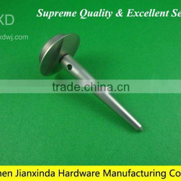 High Quality Steel Circle Head Threaded Screw Pivot Bolt