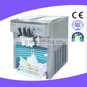 table top full stainless steel soft icecream machine maker price                                                                         Quality Choice