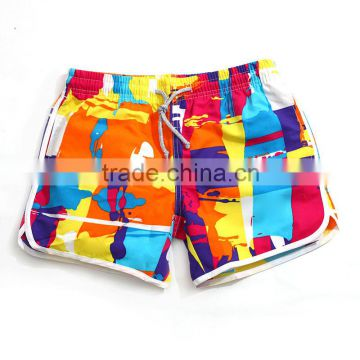 2016 Wholesale Swimwear&Beachwear Best Quality Men's Custom Boardshorts Surfing Shorts