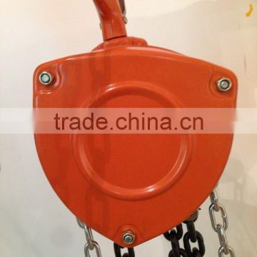 Professional lifting 2000kg manual chain block