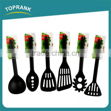 6pcs new design kitchen tool food grade nylon kitchen cookware sets