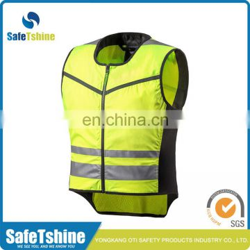 Best sales high quality reflective motorbike safety vest