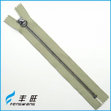 Made in China wholesale zippers metal zipper