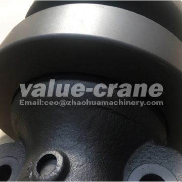 casting Sumitomo LS458HD lower roller crawler crane track roller undercarriage parts bottom roller