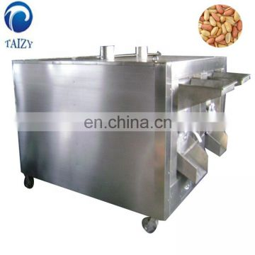 seed hazelnut sunflower macadamia pine nut pecan almond roasting machine