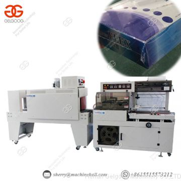 Automatic L Type Shrink Wrap Machine for Bottles
