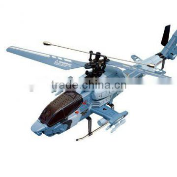 RC black hawk helicopter RC Single Blade 3.5CH helicopter