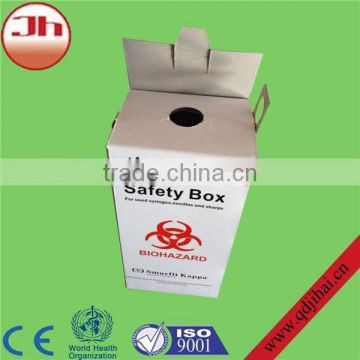 website new product medical equipment safety box for syringe