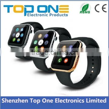 2015 New Smart watch A9 Bluetooth Smart watch for Apple iPhone & Android Phone
