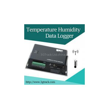 Temperature Humidity Data Logger