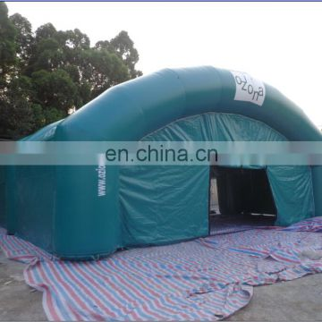 HOT air tight pantone giant inflatable structure tent