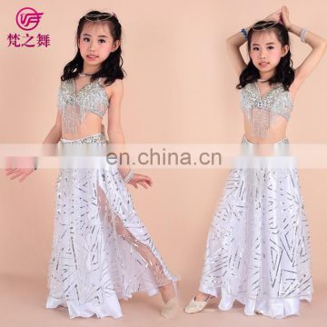 Turkish professional ballroom sexy belly dance costume for children ET-067
