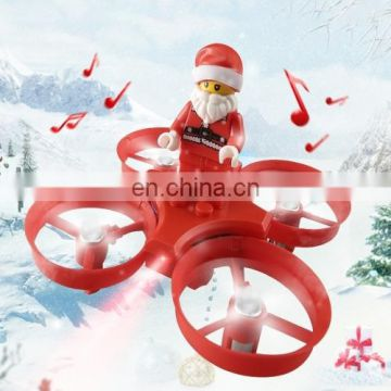 Dropshipping JJR/C H67 Flying Santa Claus WiFi FPV Drone 2.4GHz RC Helicopter with Remote Controller