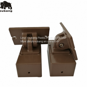 Good quality wood fence post brackets