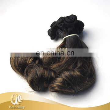 "Hot Beauty Hair Bulk Magical Curl Grade 8A Unprocessed Color 8""-20"" Inch Available"