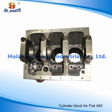 Engine Parts Cylinder Block for FIAT 480 640 Komatsu/Hino