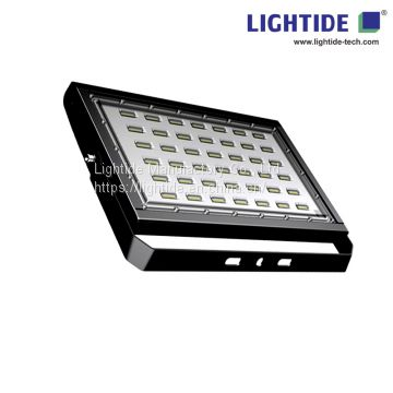 Flat Panel LED Floodlights, 100W, 100-240vac, 60X80 deg.  Resisting Surge 4000V,  3 yrs warranty