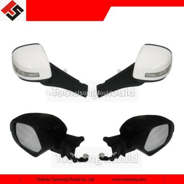 vehicle rear view mirror plastic moulding, side mirror mold maker