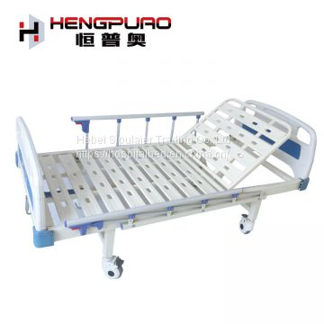 cheap medical equipment hospital manual bed for disabled patient
