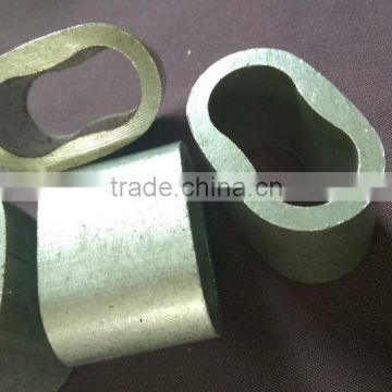 Aluminum wire rope Edge buckle connectors for armed rope whosesale alibaba