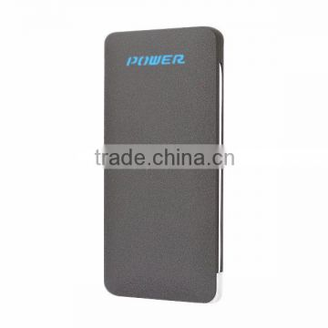 10000mah Dual- usb Output Portable Power Source For Factory