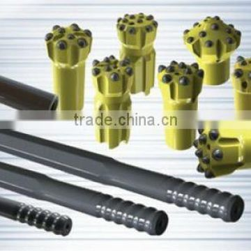 Extension Rod rock drilling tool