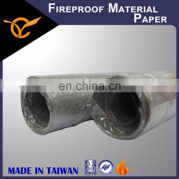 Strong Fireproof Material Harmless To Environment Fireproof Paper