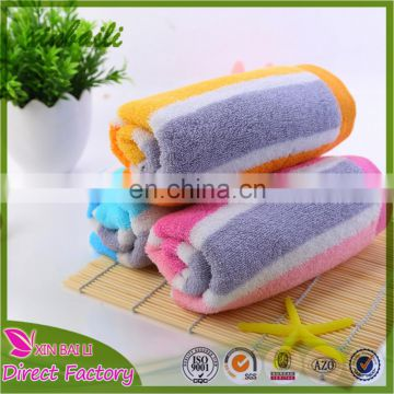 Cheap Price Fashional Design Factory Directly Sale 100% Cotton Good Morning Face Towel