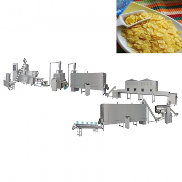 Wear-resting High Capacity Chips Processing Machine Corn Chips Making Machine