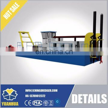 Cutter Suction Dredger Chinese Mechanical Driven