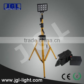 LED 36W 12V led outdoor remote area lighting tripod work light photographic equipment