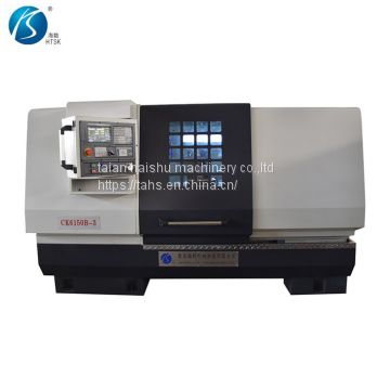 CK6150B-3 horizontal cnc lathe with full protection
