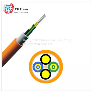 Duplex round cable GJFJZY Type D indoor optical cable