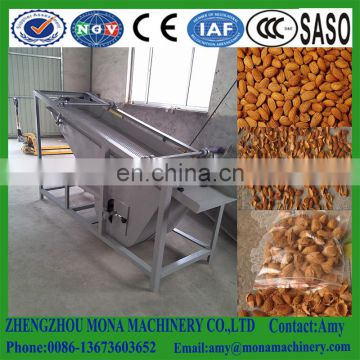 Cheap price palm fruit breaking machine/Almond separator machine /nuts shelling machine