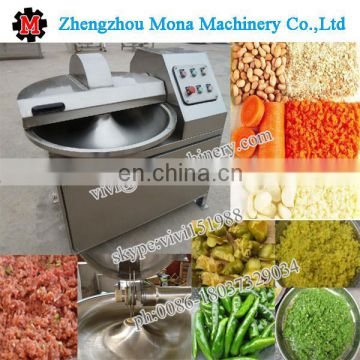 industrial bowl cutting mixer chopper machines/meat bowl cutter with CE