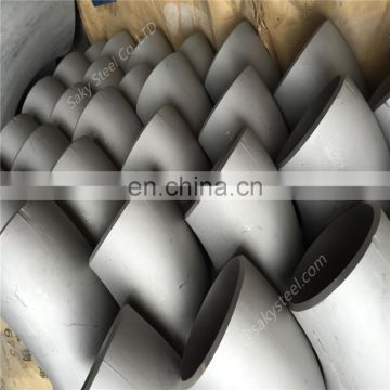 304 316 stainless steel elbow pipe