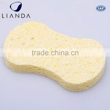 best choice cleaning non cut compressed cellulose sponge factory price