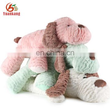 stuffed cuddlesome animal soft grovel dog toy