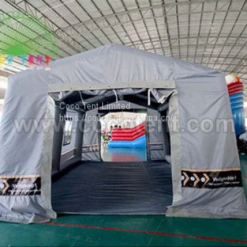Self Erecting Air Tight Inflating Emergency Rescue Tent