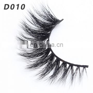 D010 Wholesale Korean Import Premium 3d Mink Eyelash