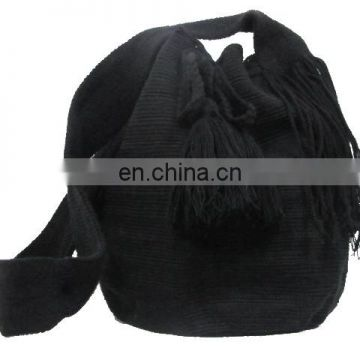 Black Color Hand Bags