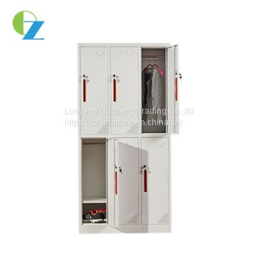 Thickness metal steel workers lockers storage cabinets for sale