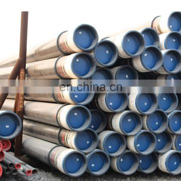 Hot sale API standard steel well casing pipe